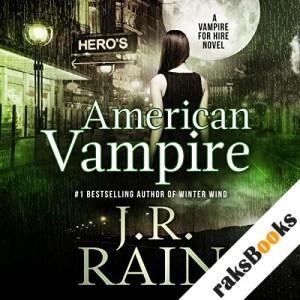American Vampire audiobook cover art