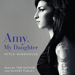 Amy, My Daughter audiobook cover art
