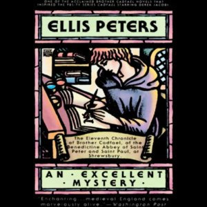 An Excellent Mystery audiobook cover art