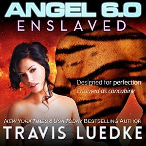 Angel 6.0: Enslaved audiobook cover art