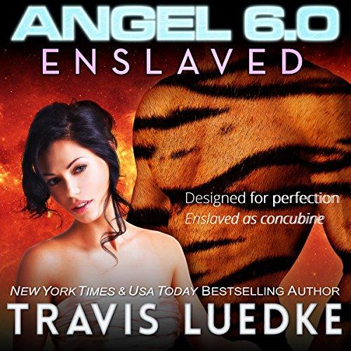 Angel 6.0: Enslaved audiobook cover art