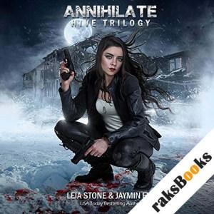 Annihilate audiobook cover art