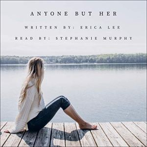Anyone but Her audiobook cover art
