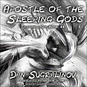 Apostle of the Sleeping Gods audiobook cover art