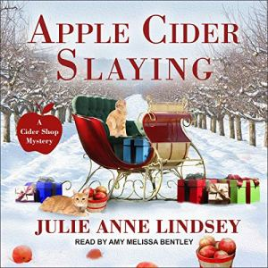 Apple Cider Slaying audiobook cover art
