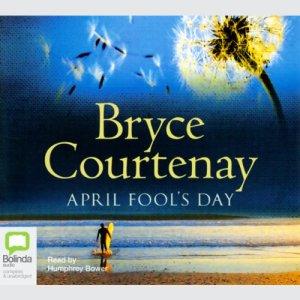 April Fool's Day audiobook cover art