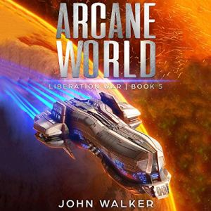 Arcane World audiobook cover art