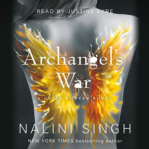 Archangel's War audiobook cover art