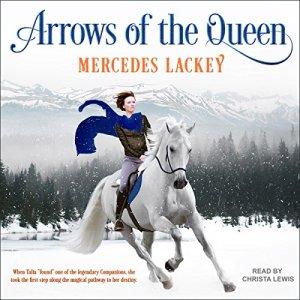 Arrows of the Queen audiobook cover art