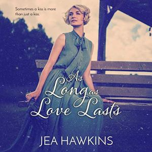 As Long as Love Lasts audiobook cover art