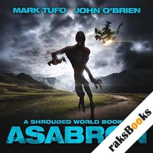 Asabron audiobook cover art