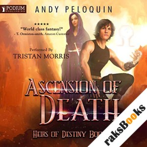 Ascension of Death audiobook cover art