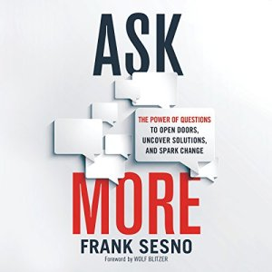 Ask More audiobook cover art