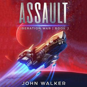 Assault audiobook cover art