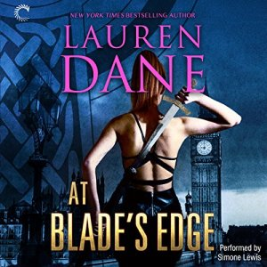 At Blade's Edge audiobook cover art