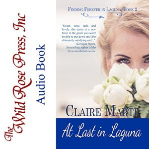 At Last in Laguna audiobook cover art
