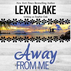 Away from Me audiobook cover art