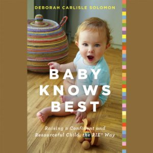 Baby Knows Best audiobook cover art