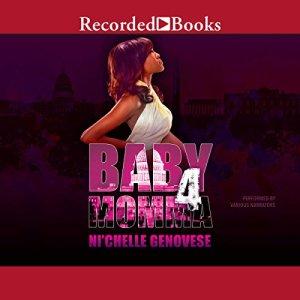 Baby Momma 4 audiobook cover art
