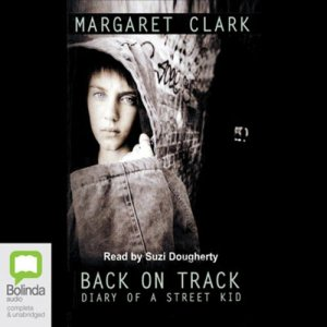 Back on Track audiobook cover art