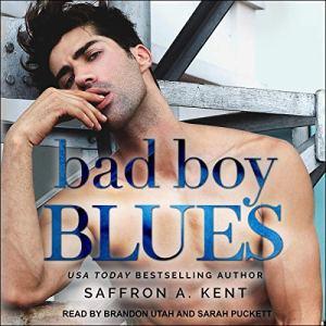 Bad Boy Blues audiobook cover art