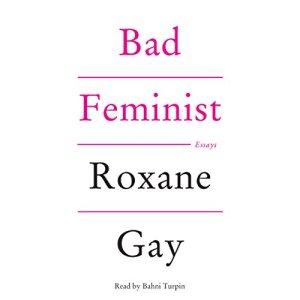Bad Feminist audiobook cover art