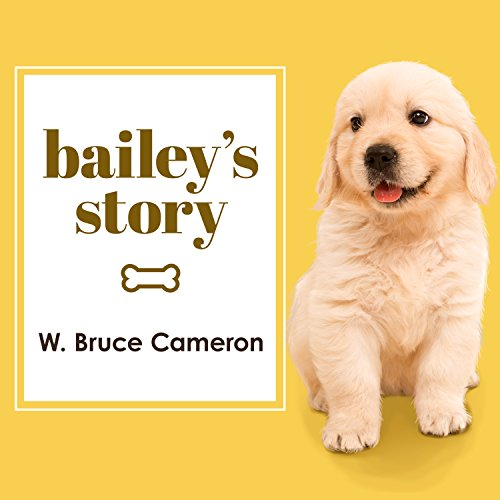 Bailey's Story audiobook cover art