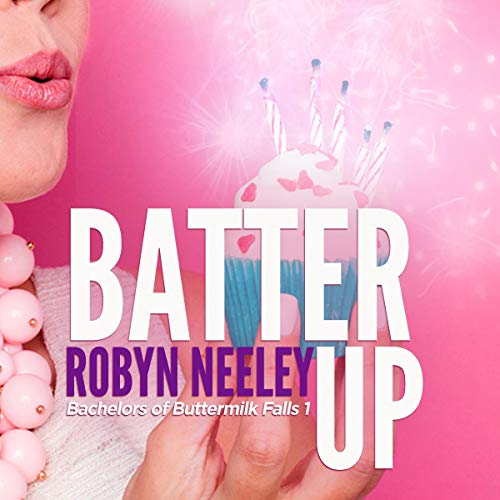 Batter Up audiobook cover art