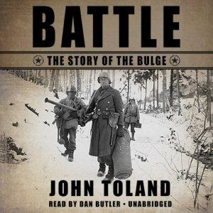 Battle audiobook cover art