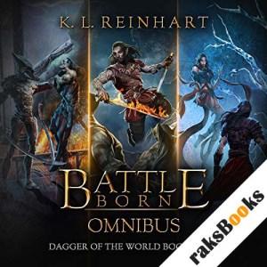 Battle Born Omnibus audiobook cover art
