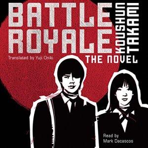 Battle Royale audiobook cover art