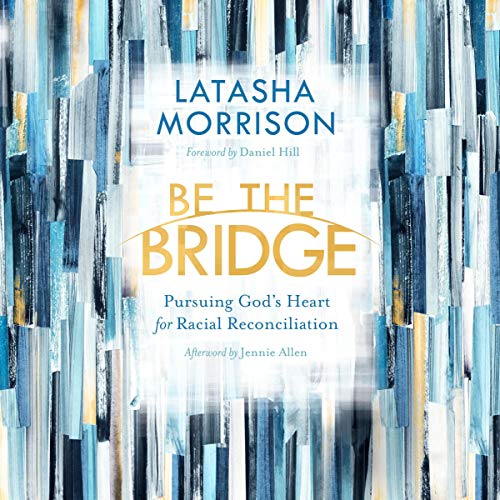 Be the Bridge audiobook cover art
