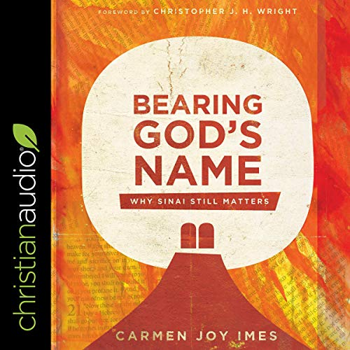 Bearing God's Name audiobook cover art
