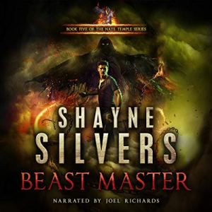 Beast Master audiobook cover art