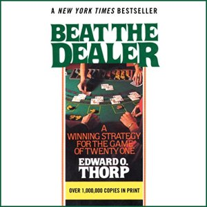 Beat the Dealer audiobook cover art