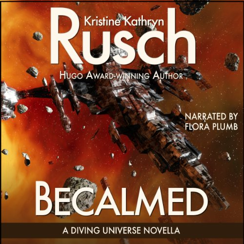 Becalmed: A Diving Universe Short Novel audiobook cover art