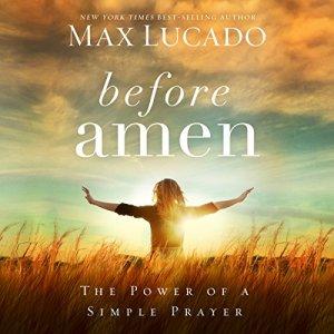 Before Amen audiobook cover art