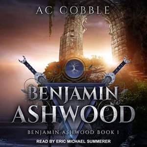 Benjamin Ashwood audiobook cover art