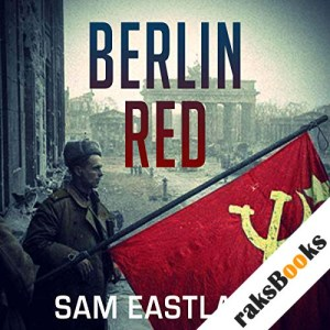Berlin Red audiobook cover art