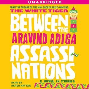 Between the Assassinations audiobook cover art