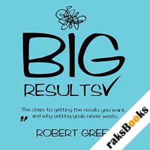 Big Results audiobook cover art