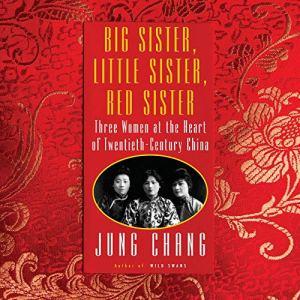 Big Sister, Little Sister, Red Sister audiobook cover art