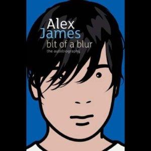 Bit of a Blur audiobook cover art