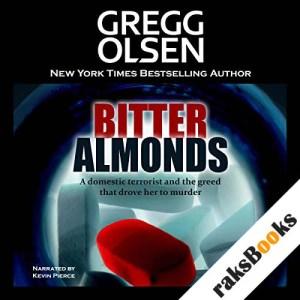 Bitter Almonds audiobook cover art