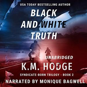 Black and White Truth audiobook cover art