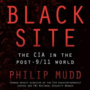 Black Site audiobook cover art
