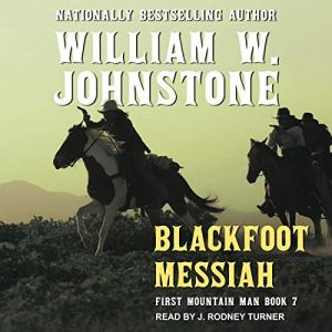 Blackfoot Messiah audiobook cover art
