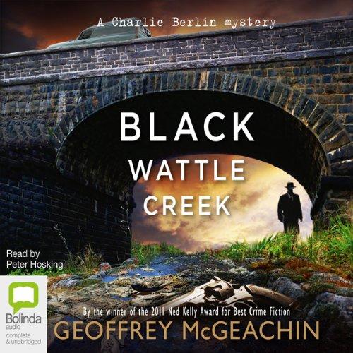 Blackwattle Creek audiobook cover art