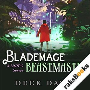 Blademage Beastmaster audiobook cover art