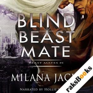 Blind Beast Mate audiobook cover art